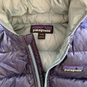 Patagonia Baby puffer jacket